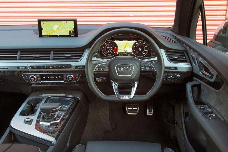 Audi SQ7 Quattro Tip Auto