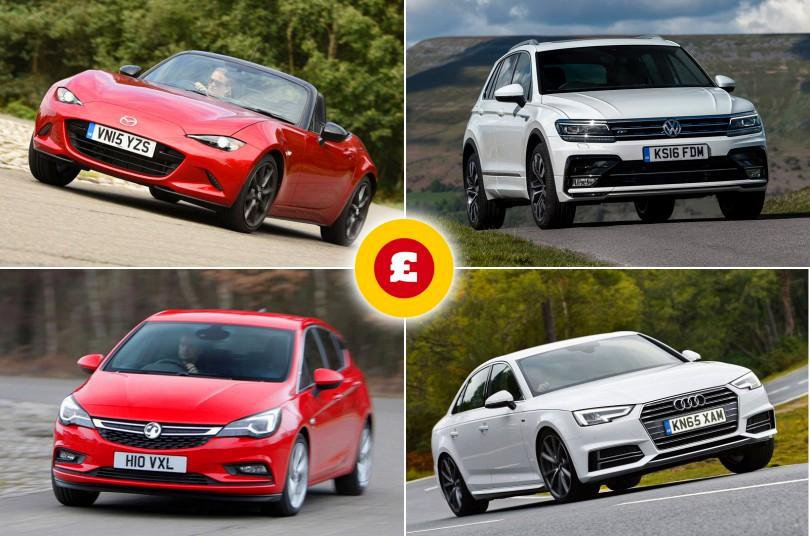 Best cars for £300 per month