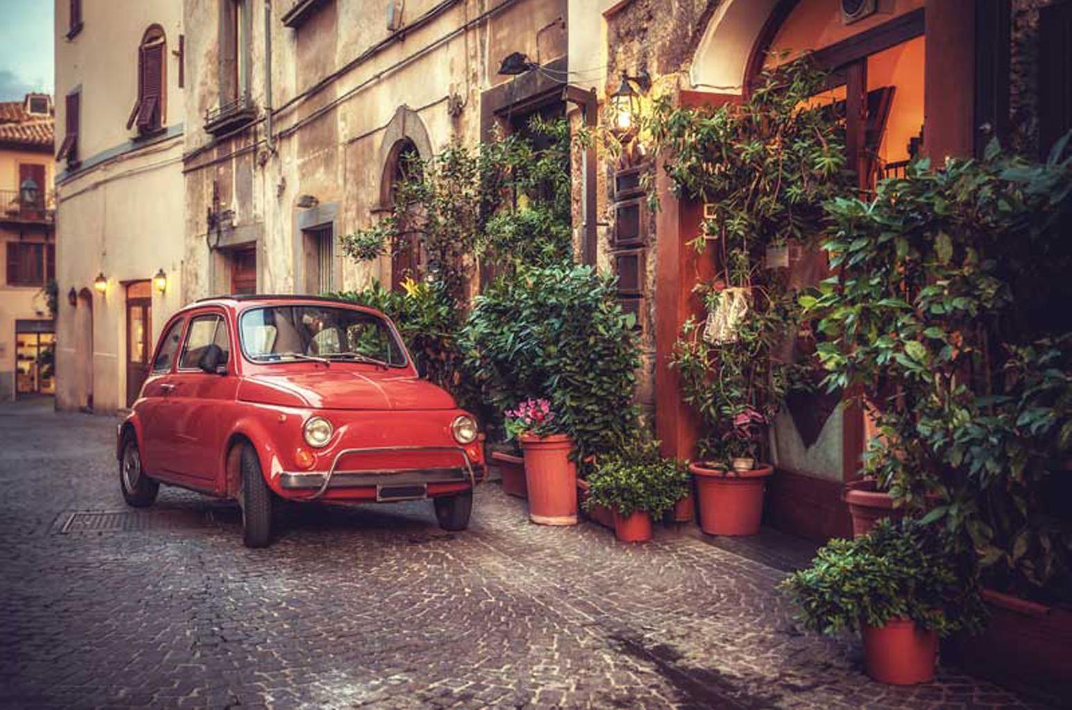 Fiat 500 in Europe