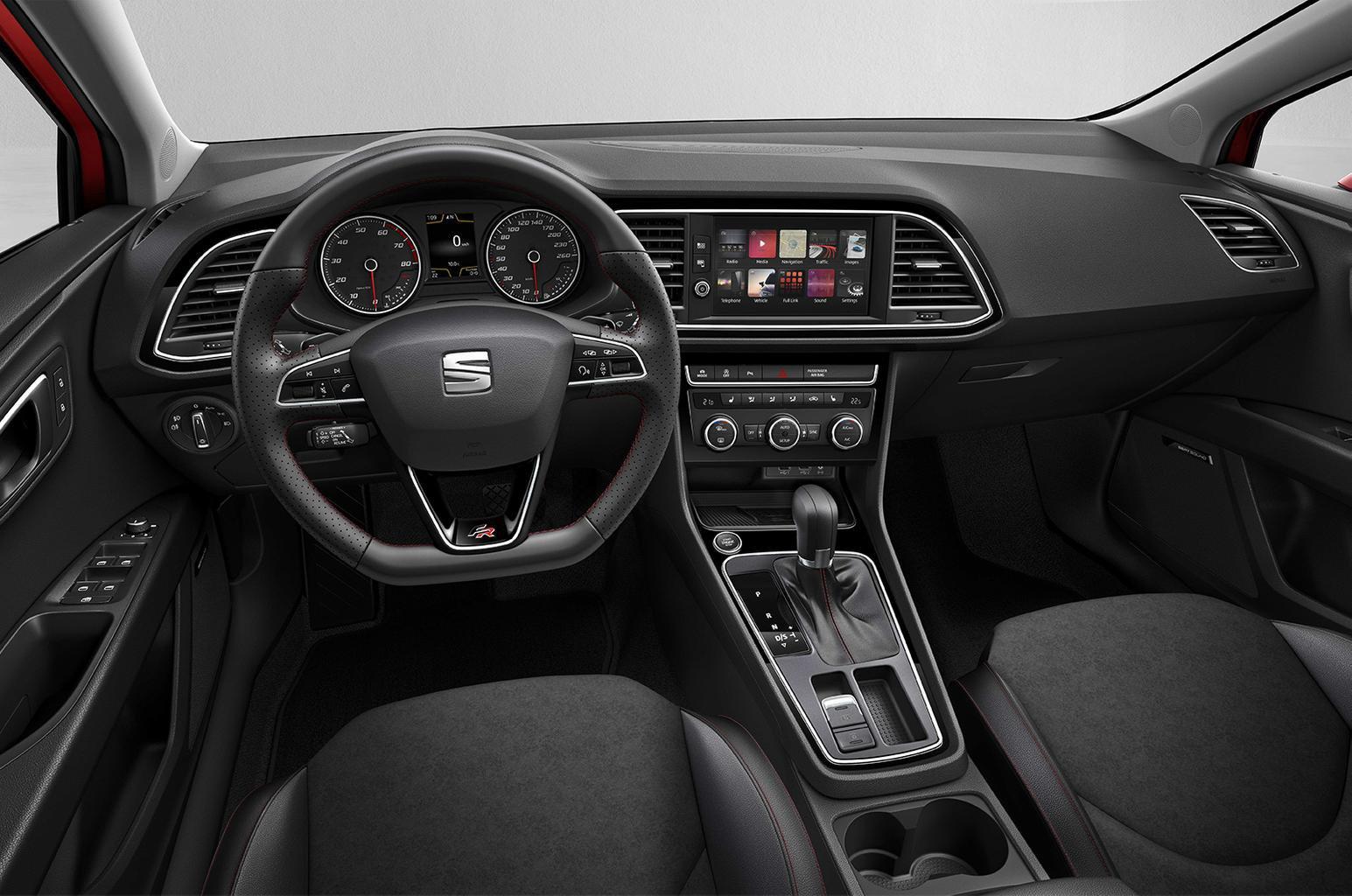 Seat Leon hatchback