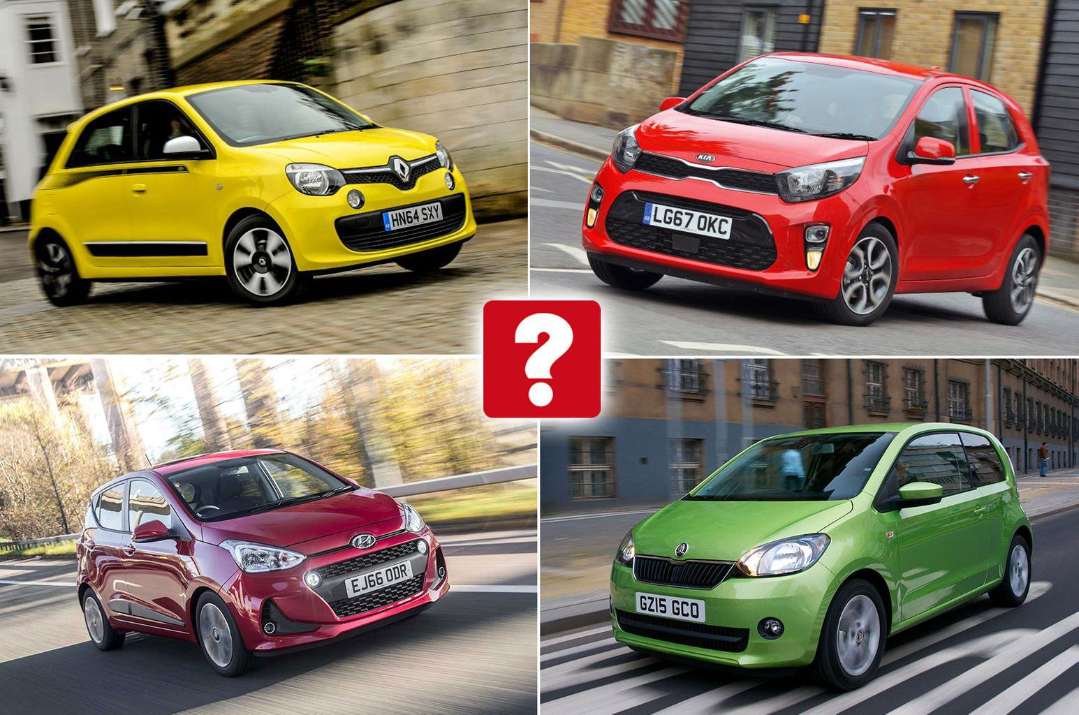 Best City Cars: Best And Worst City Cars