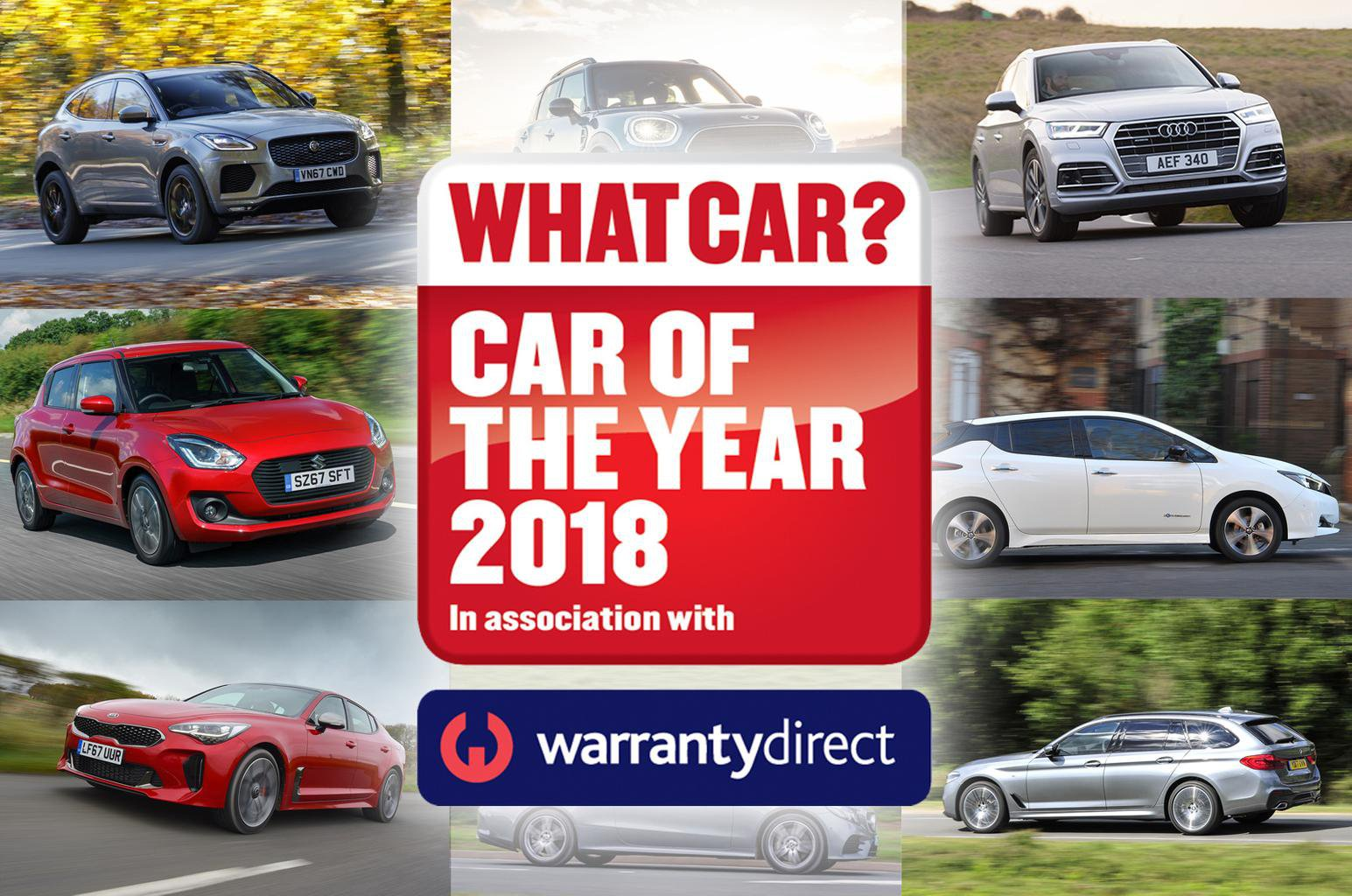 Car of the Year shortlist