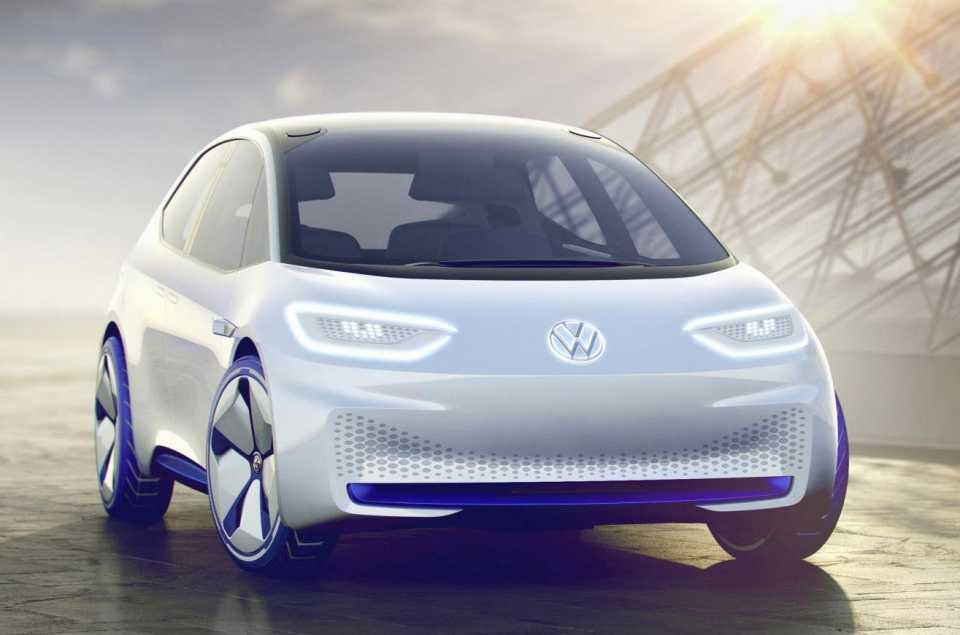 Volkswagen ID front