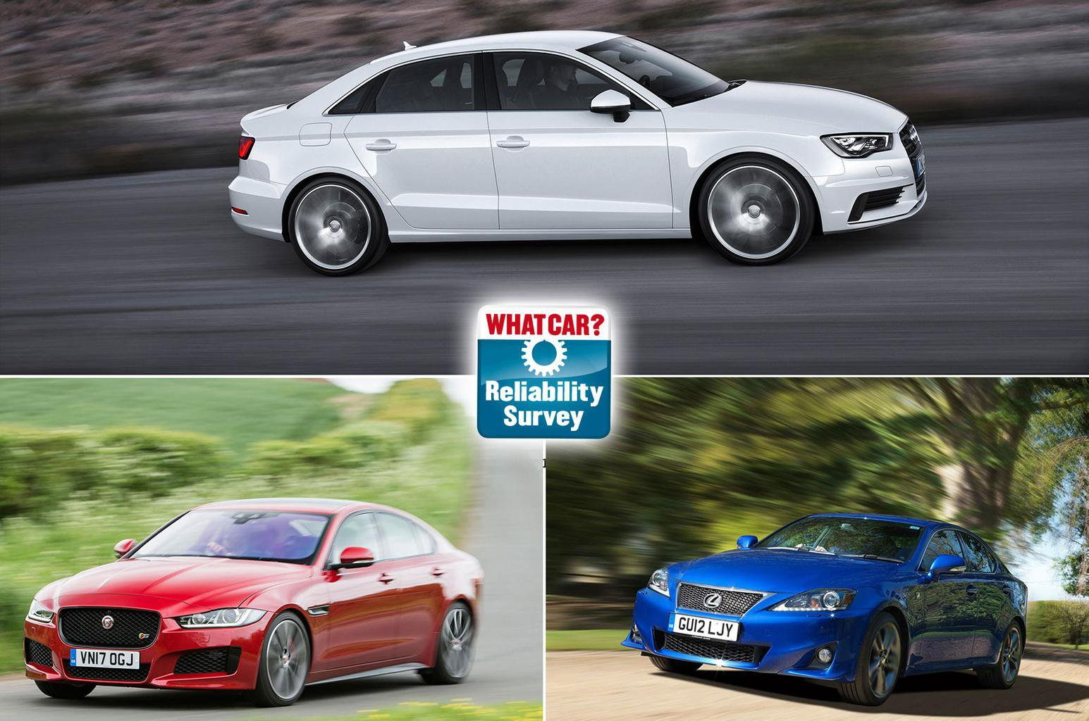 Best and worst executive cars for reliability