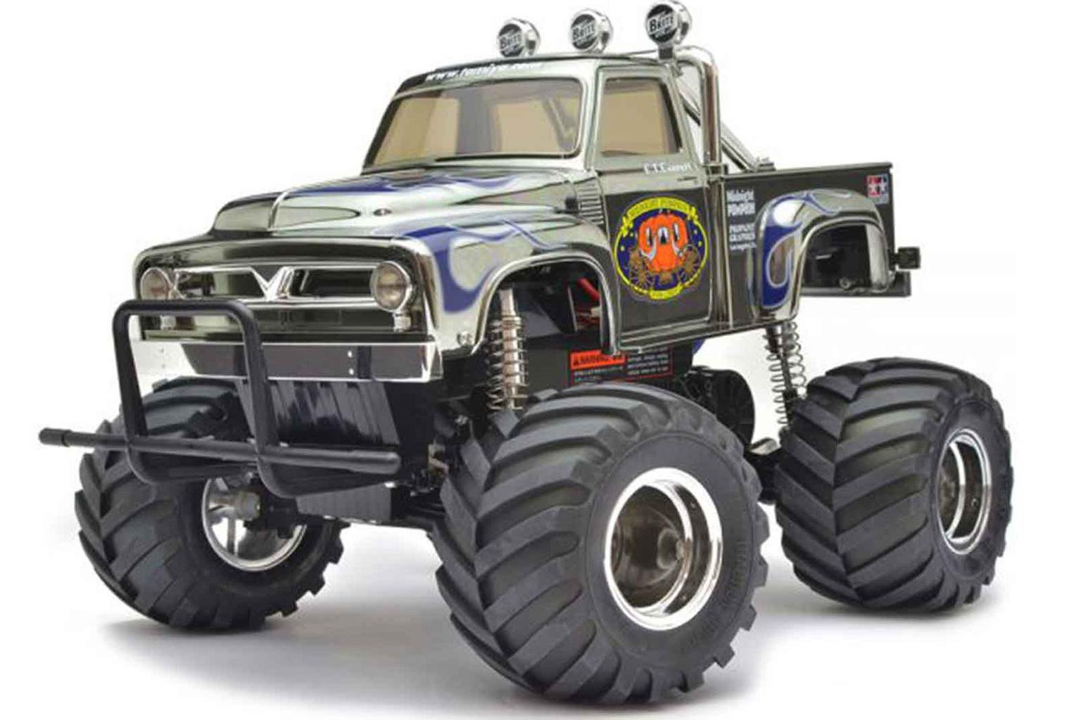 Tamiya Midnight Pumpkin