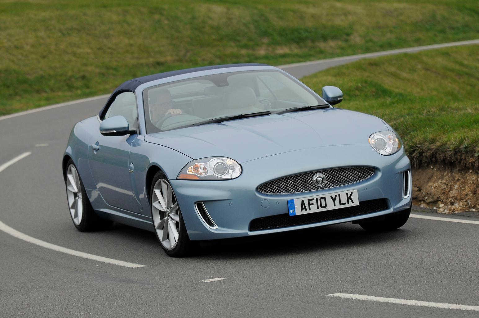 9 Jaguar Xk
