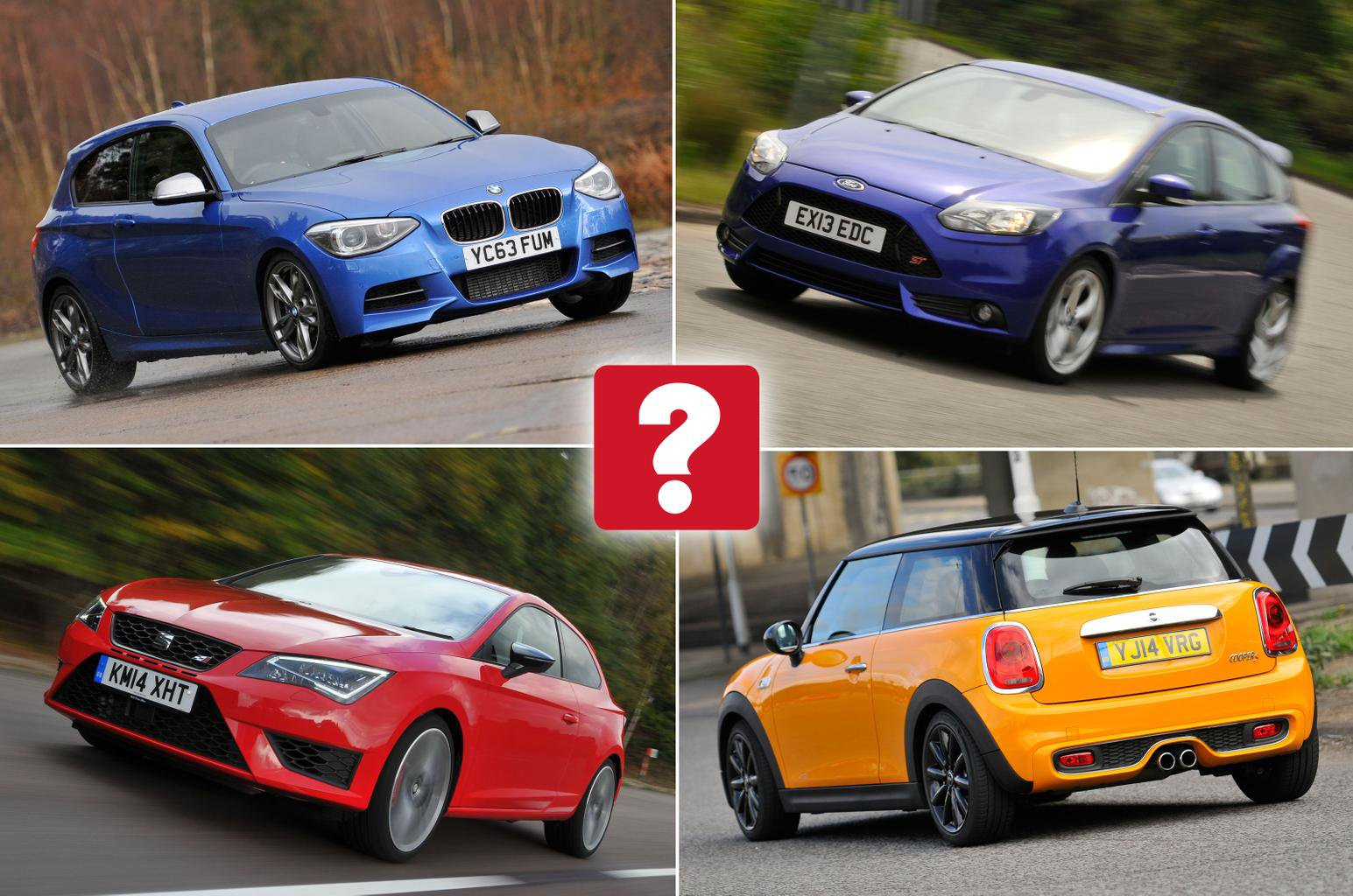 Best used hot hatches