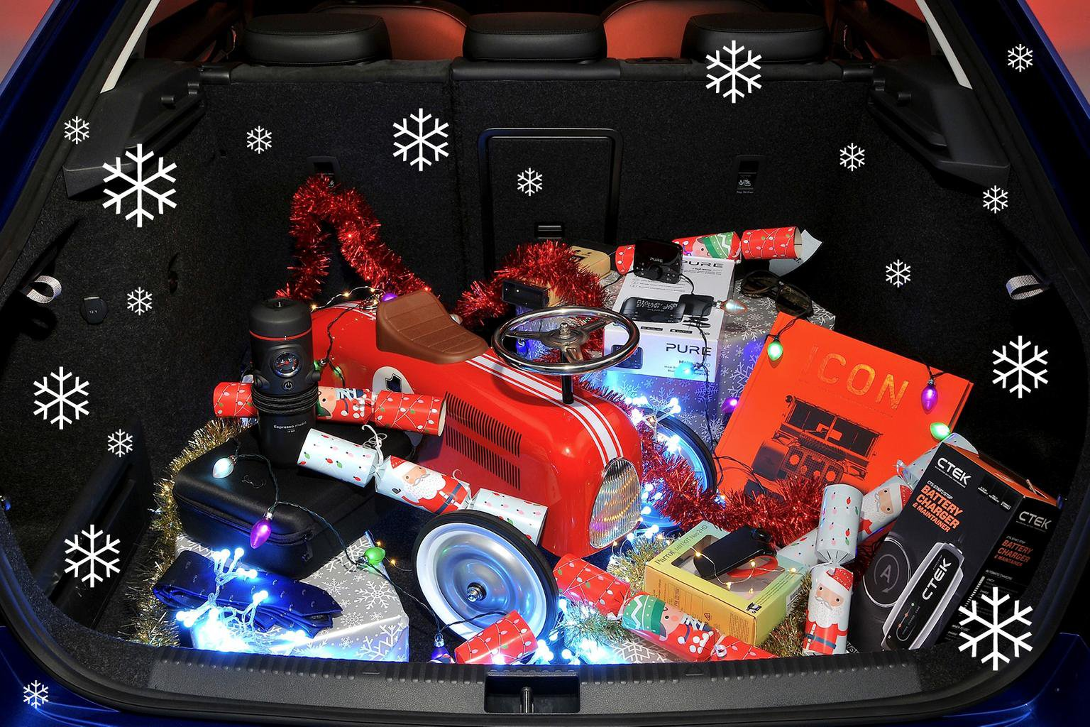 Best Christmas gifts for car lovers 2017