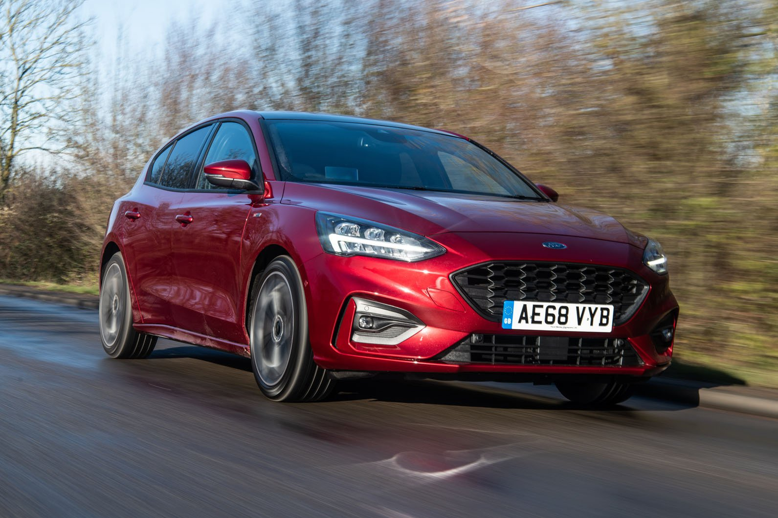 Ford Focus 2019 ST Line X