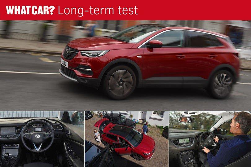 Vauxhall Grandland X long-term