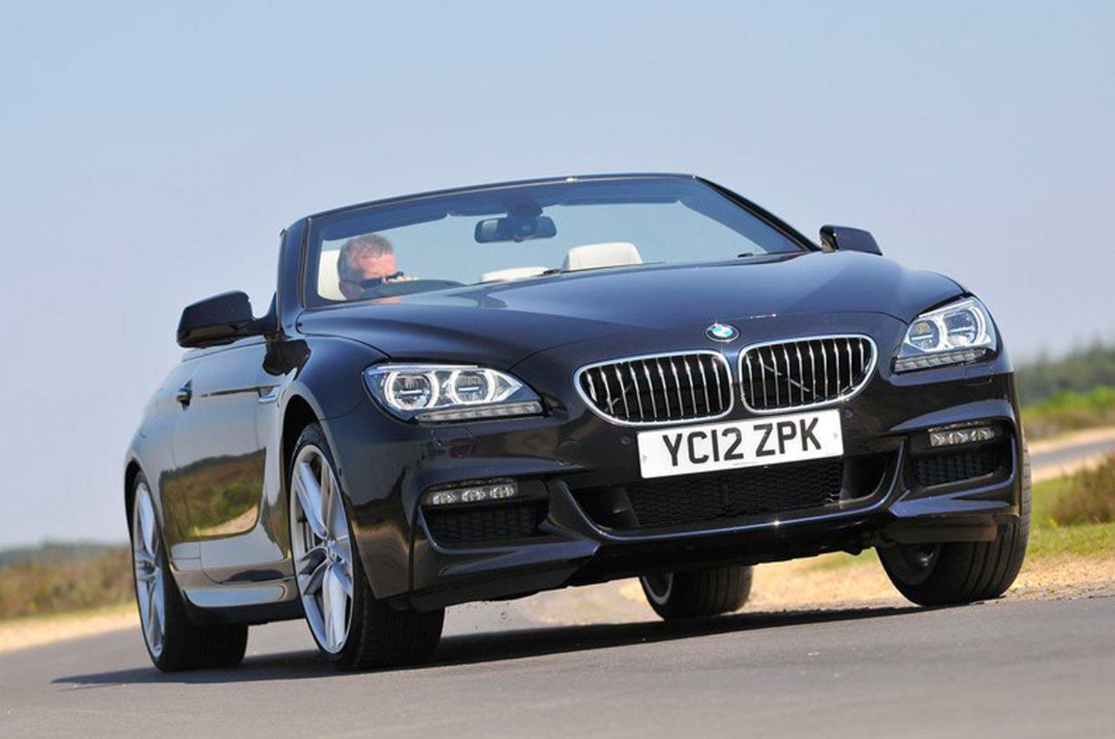 BMW 6 Series Convertible 11-18