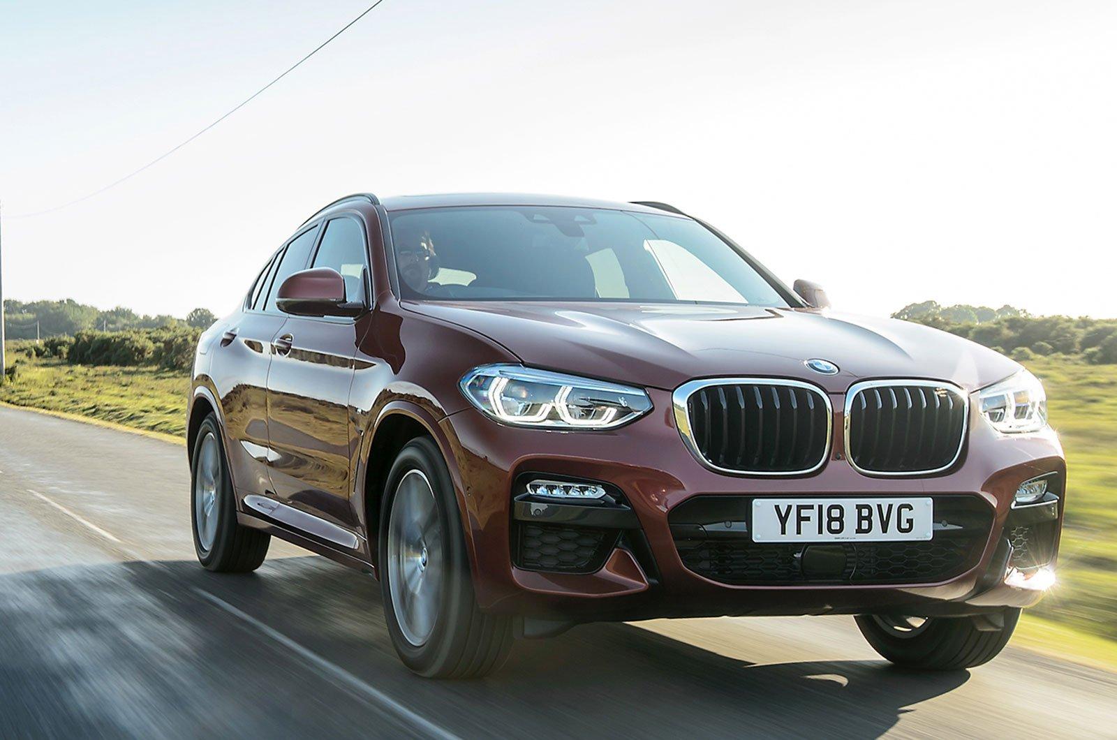 BMW X4 DIESEL ESTATE