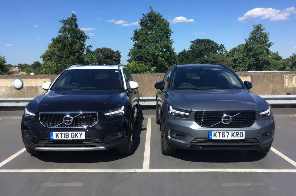 Long-term Volvo XC40 D4 with T3
