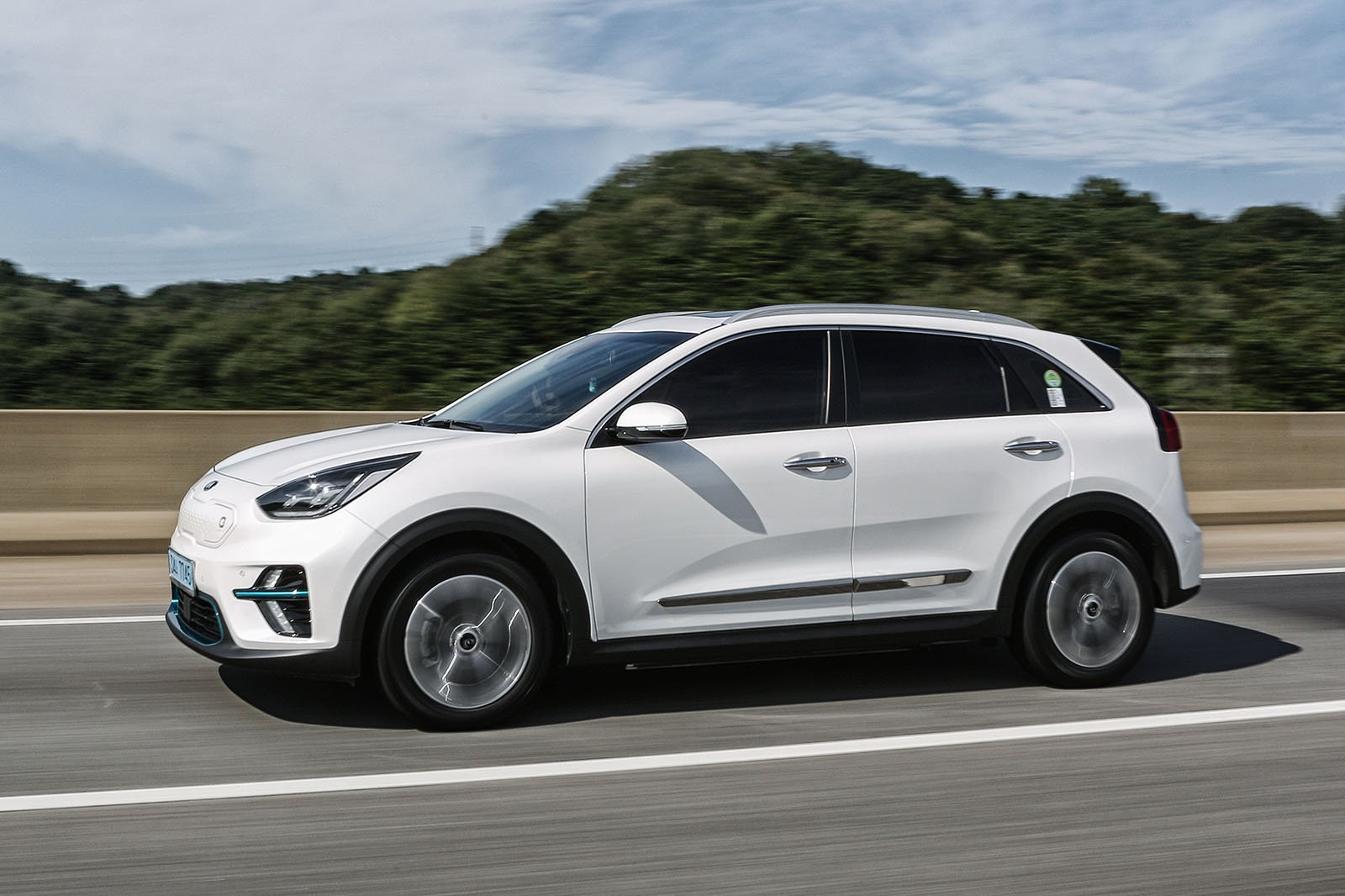 Kia E Niro Front Priced From 30 000 Est Release Date February 2019
