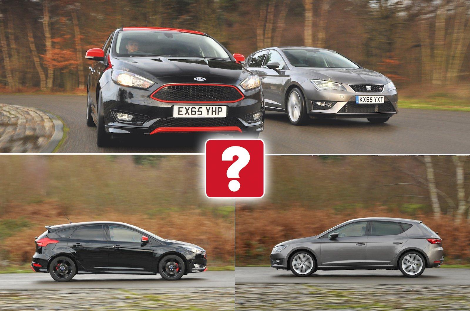 Used test: Ford Focus vs Seat Leon