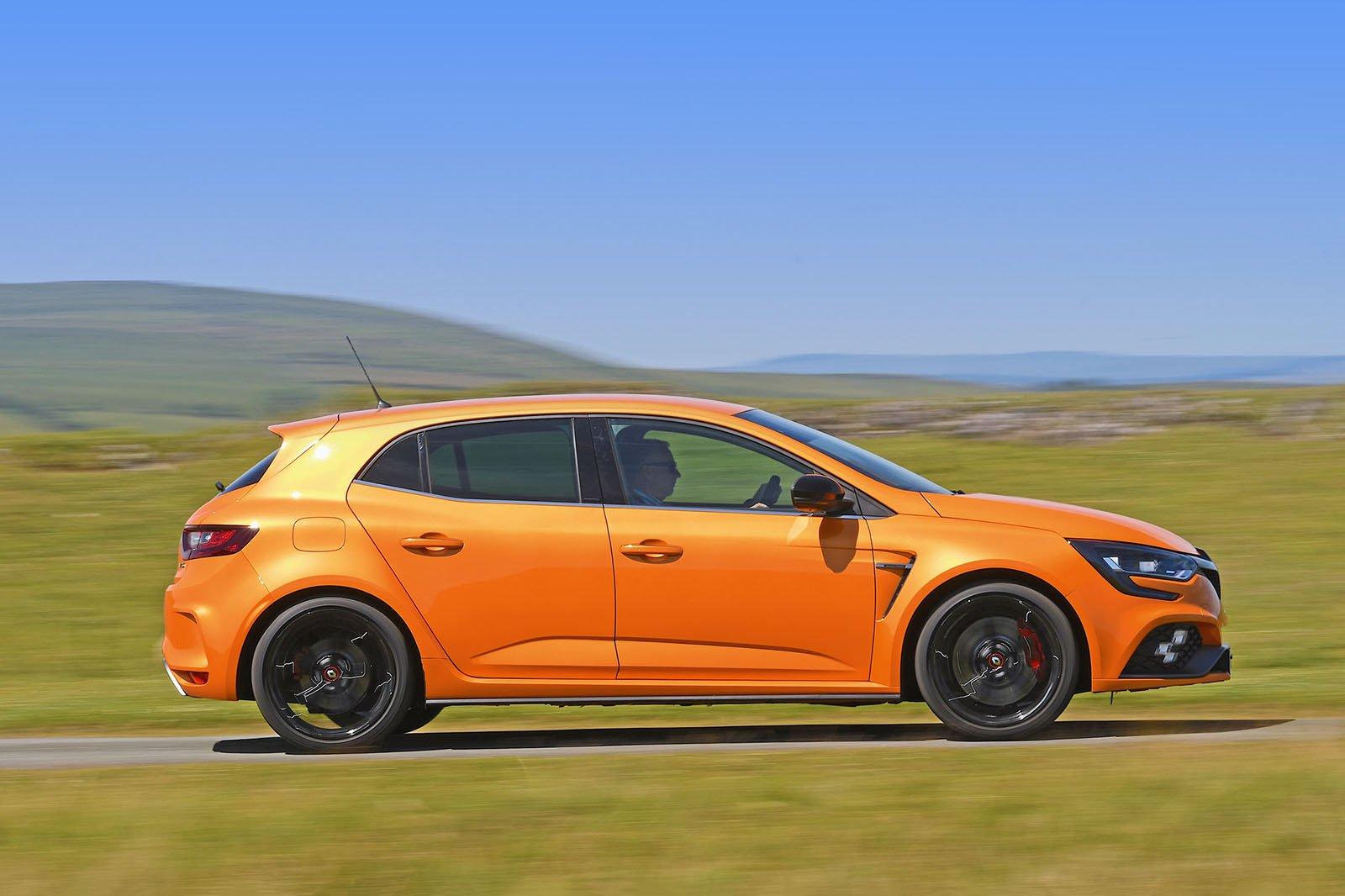 Renault Megane RS side