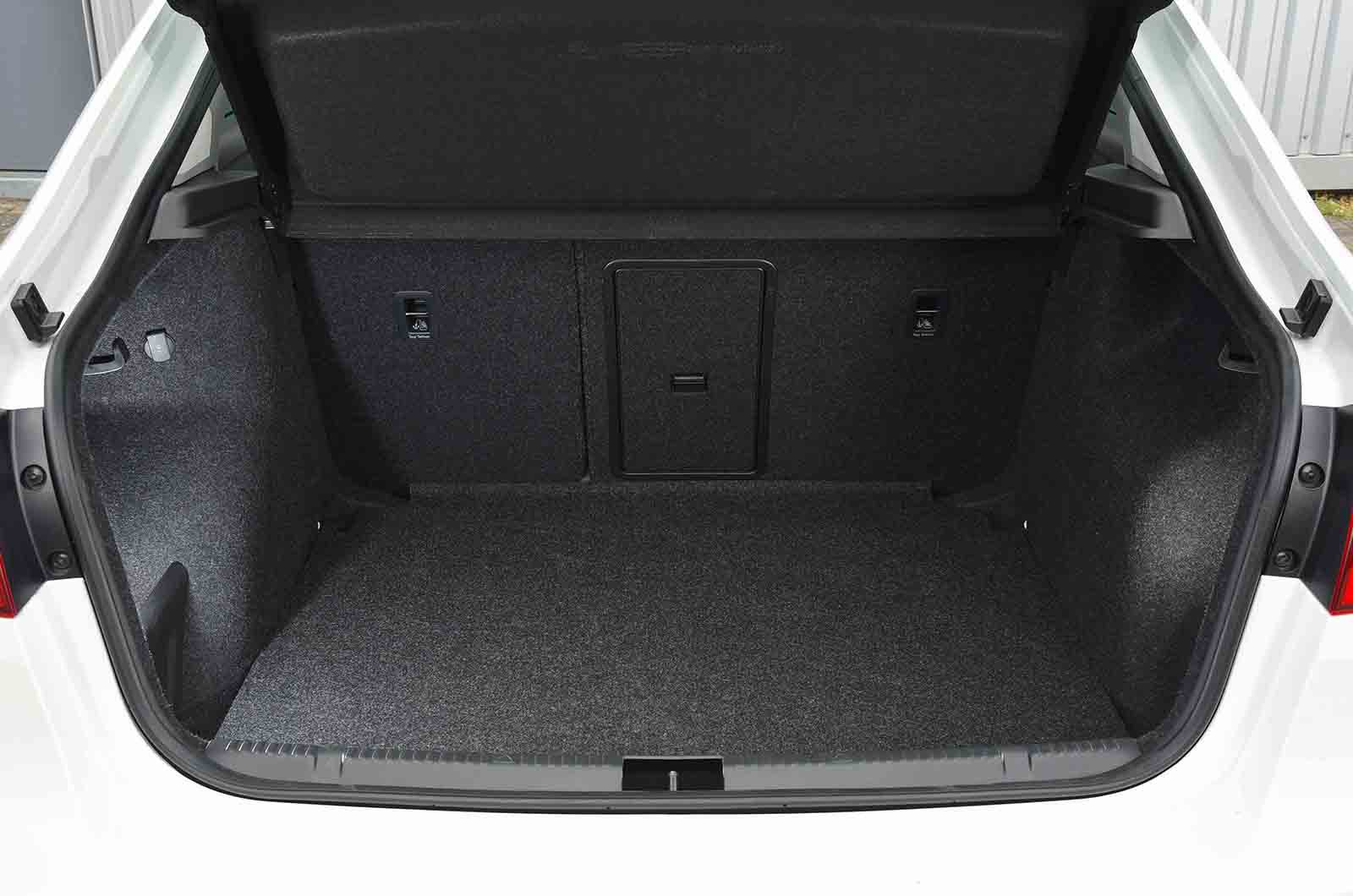 Seat Toledo boot
