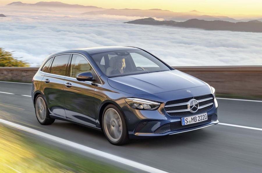 2019 Mercedes-Benz B-Class