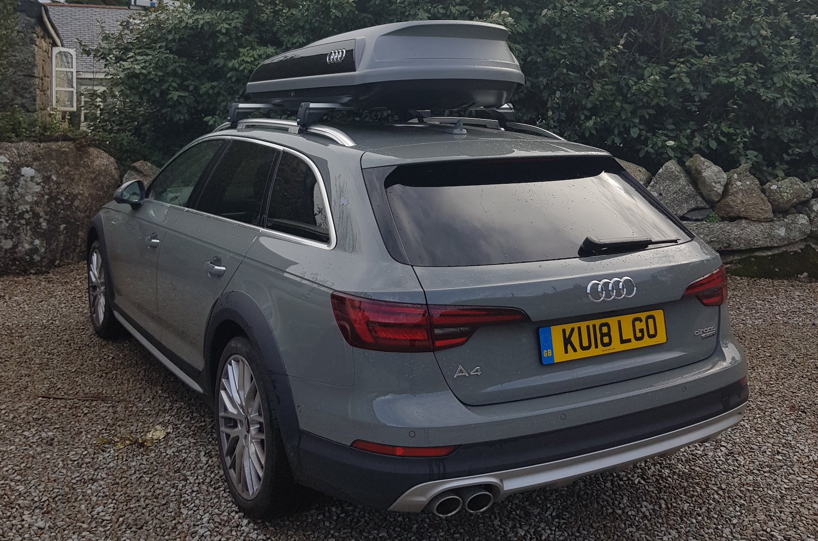 Allroad Parked