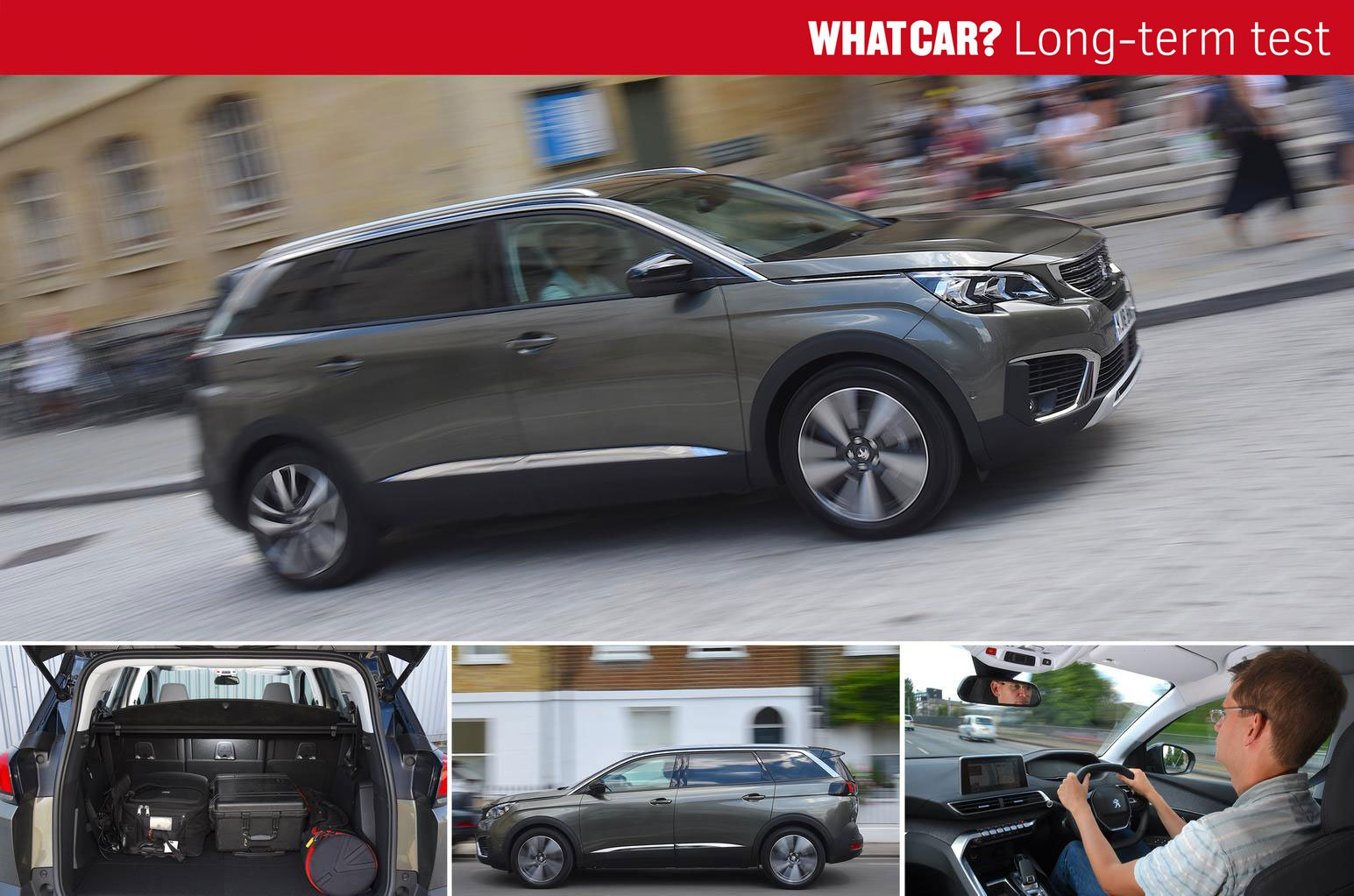 Peugeot 5008 long-term test review