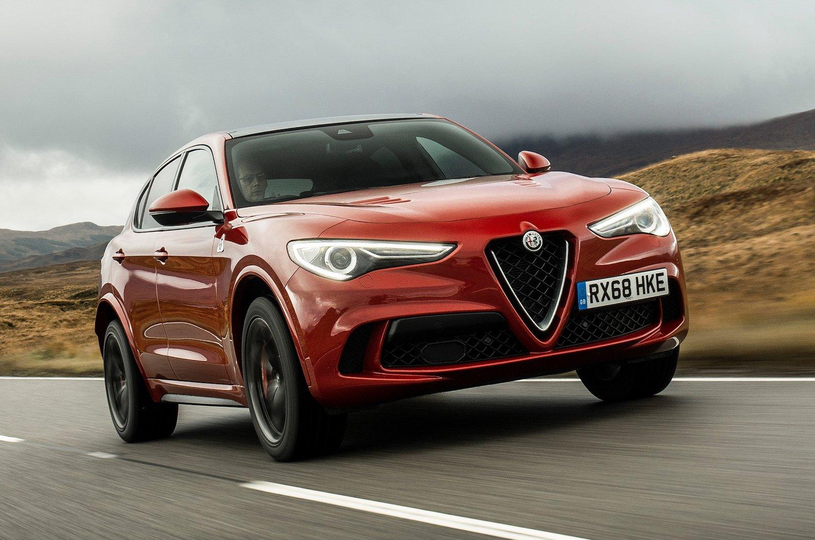 2019 Alfa Romeo Stelvio Quadrifoglio Review Price Specs And