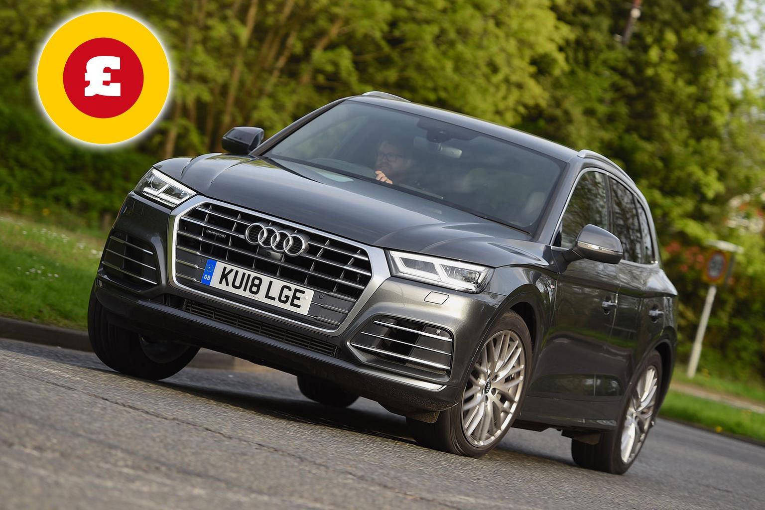 Audi Q5 SUV deals