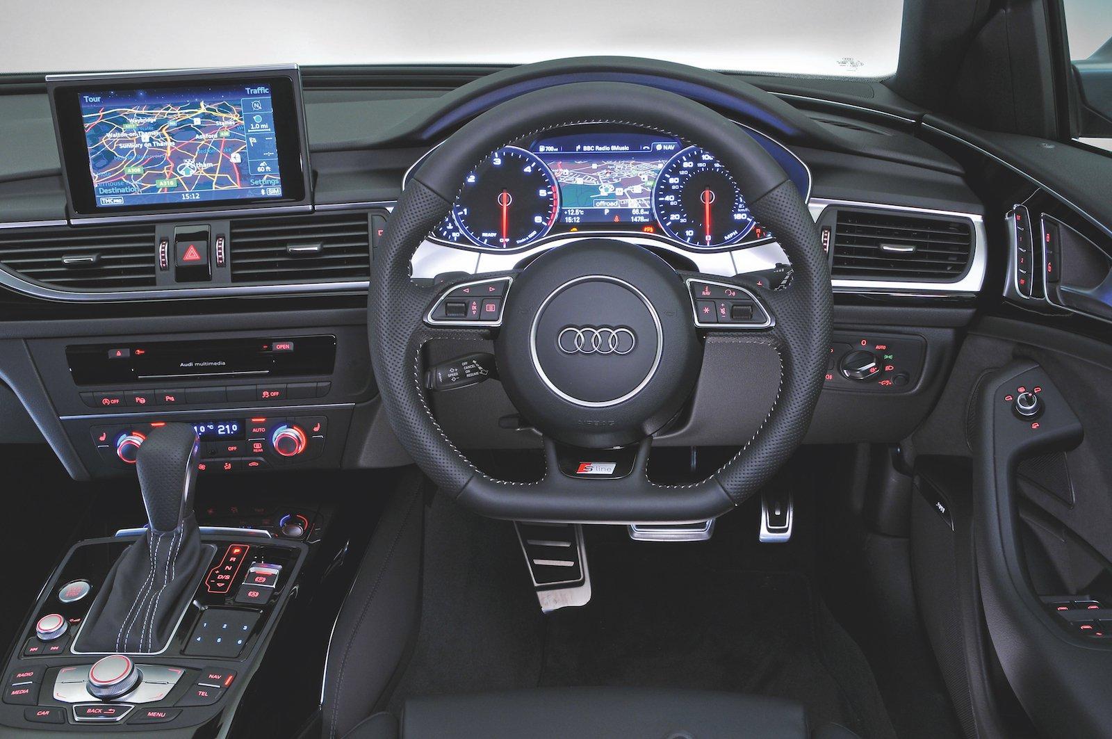 Used Audi A6 Avant 2011-2018