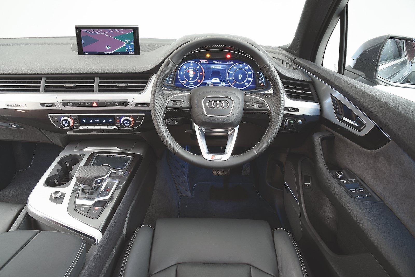 Used Audi Q7 vs Lexus RX