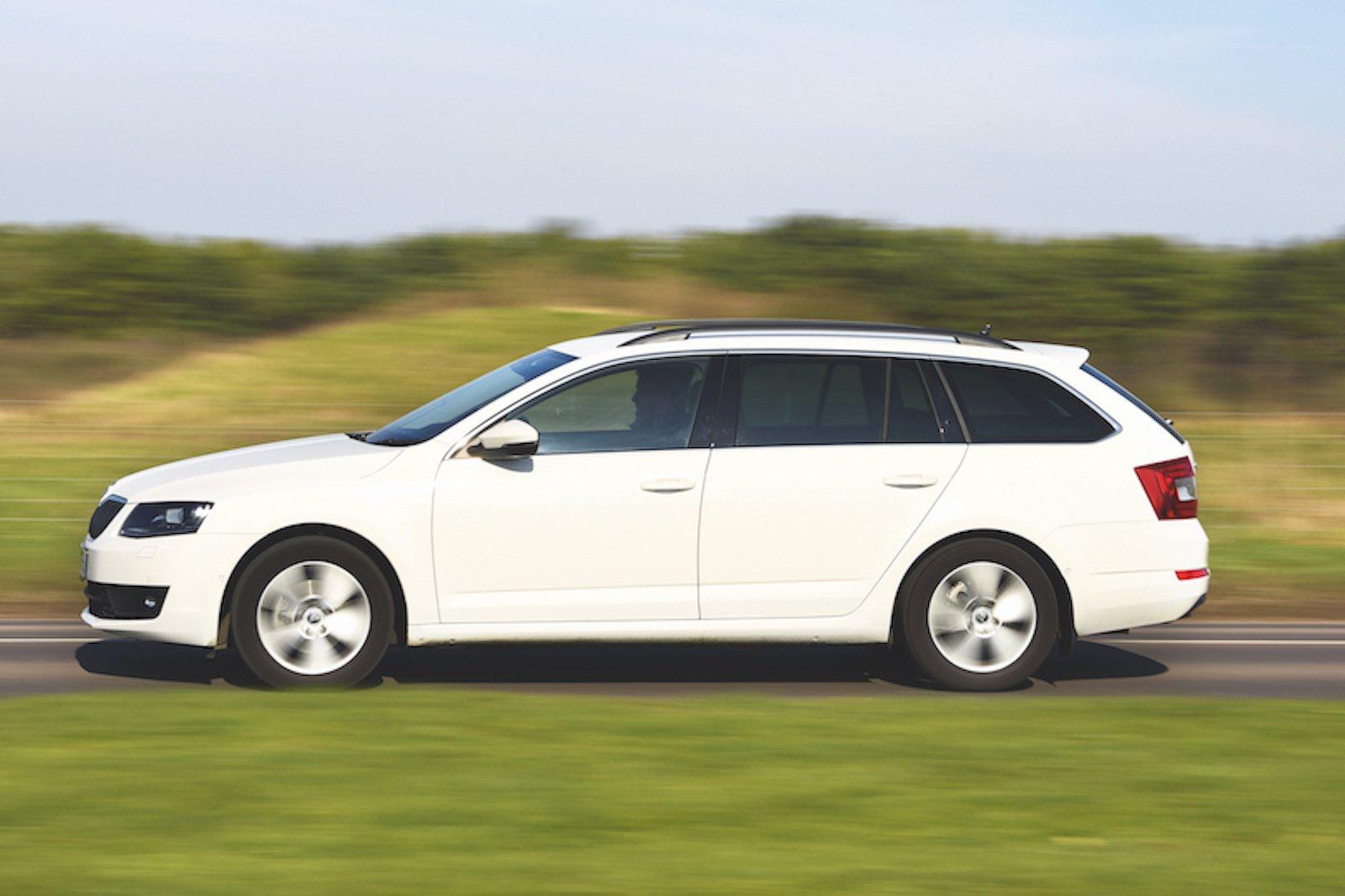 Used test: Skoda Octavia Estate vs Vauxhall Astra Sports Tourer