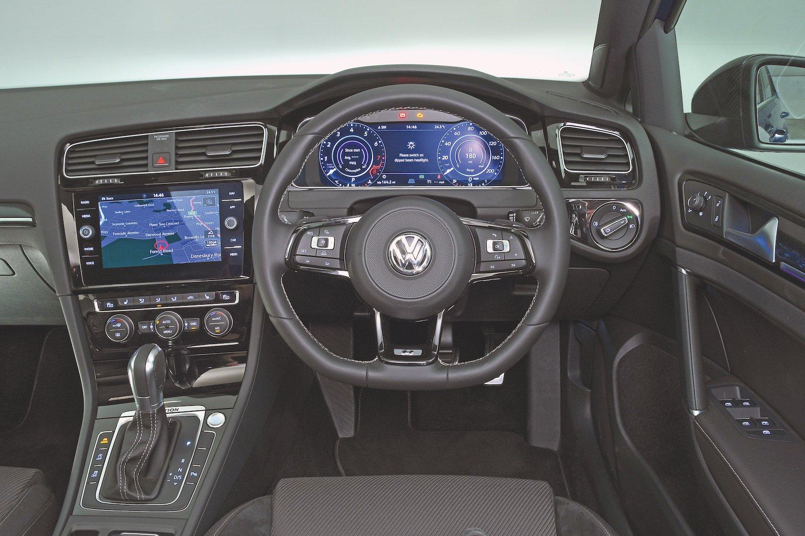 Used Volkswagen Golf R 2016-present