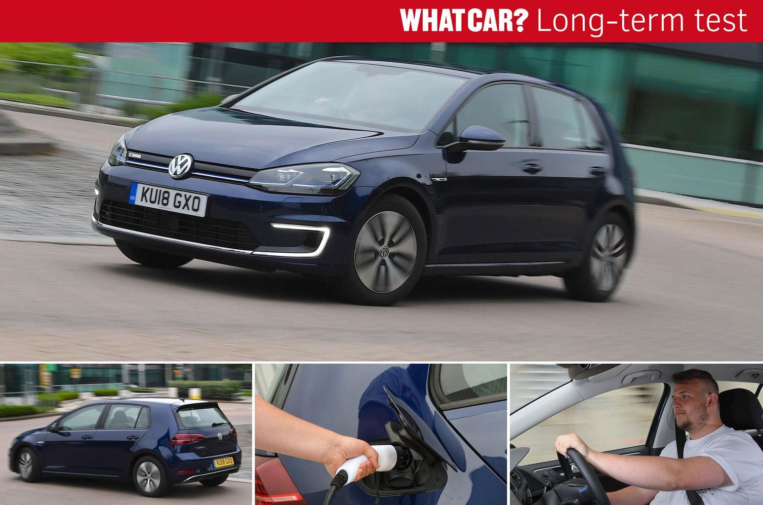 Volkswagen e-Golf long-term test