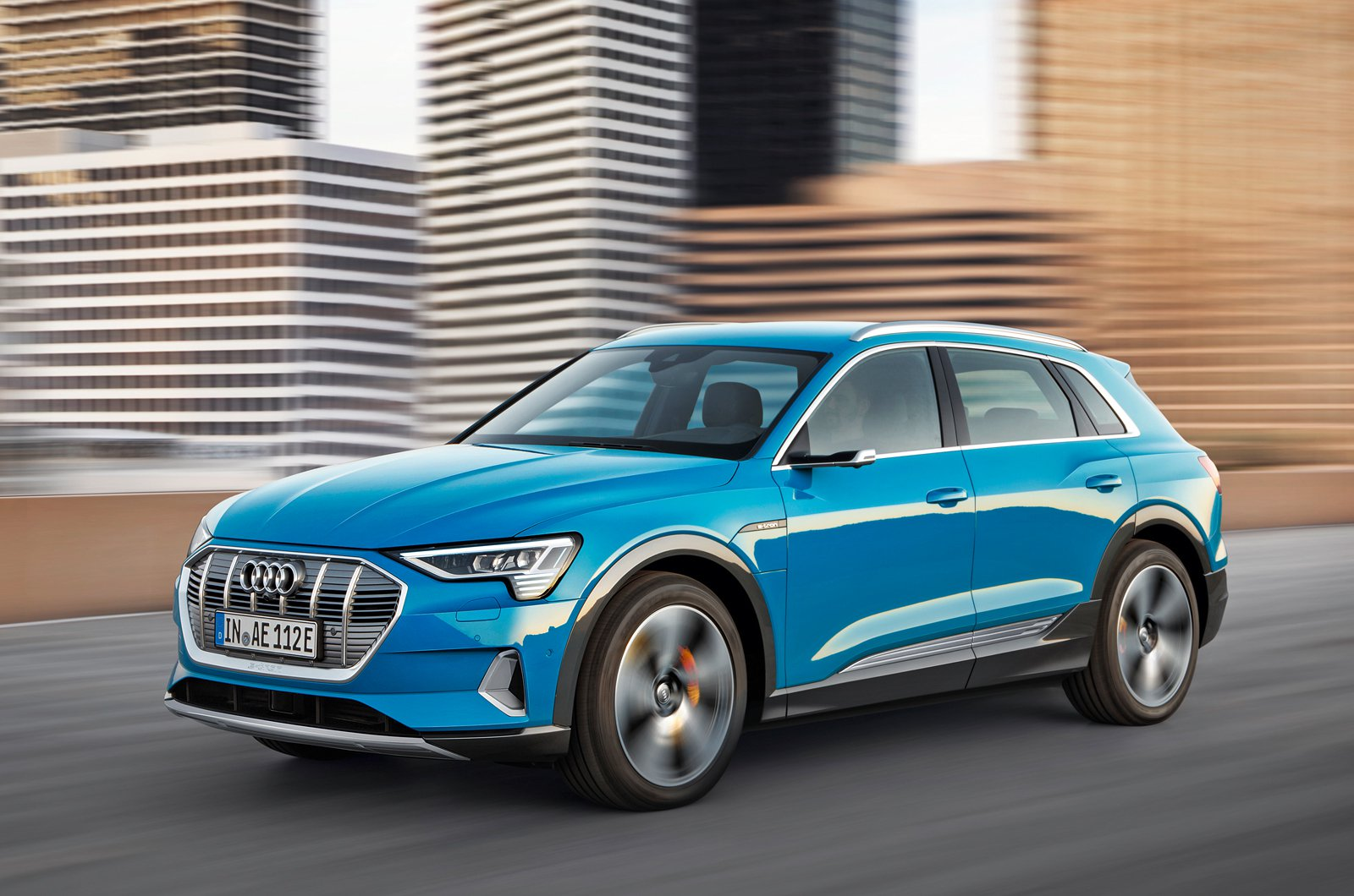2019 Audi E Tron Price Specs And Release Date What Car