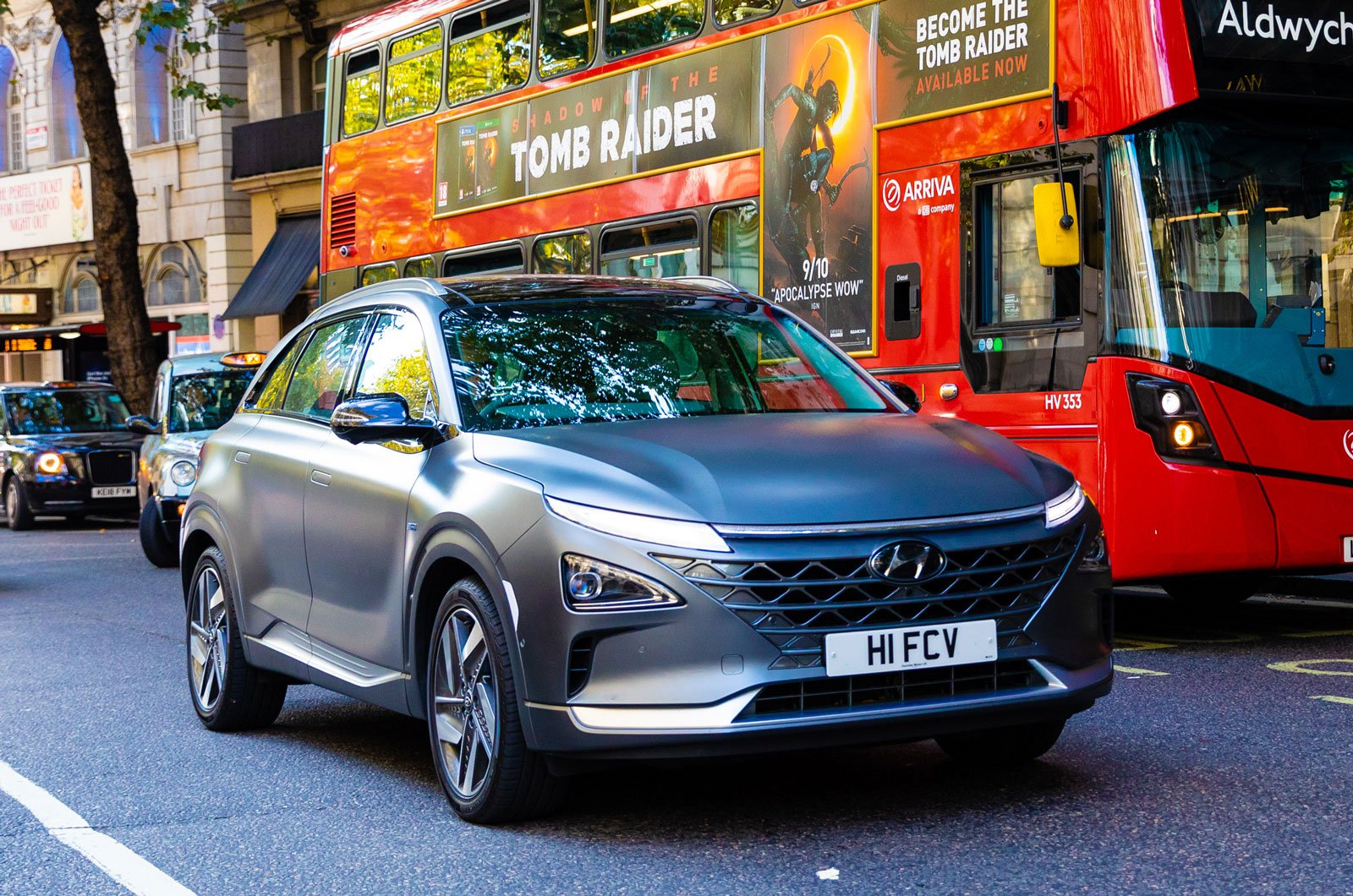What is a hydrogen fuel cell car? | What Car?