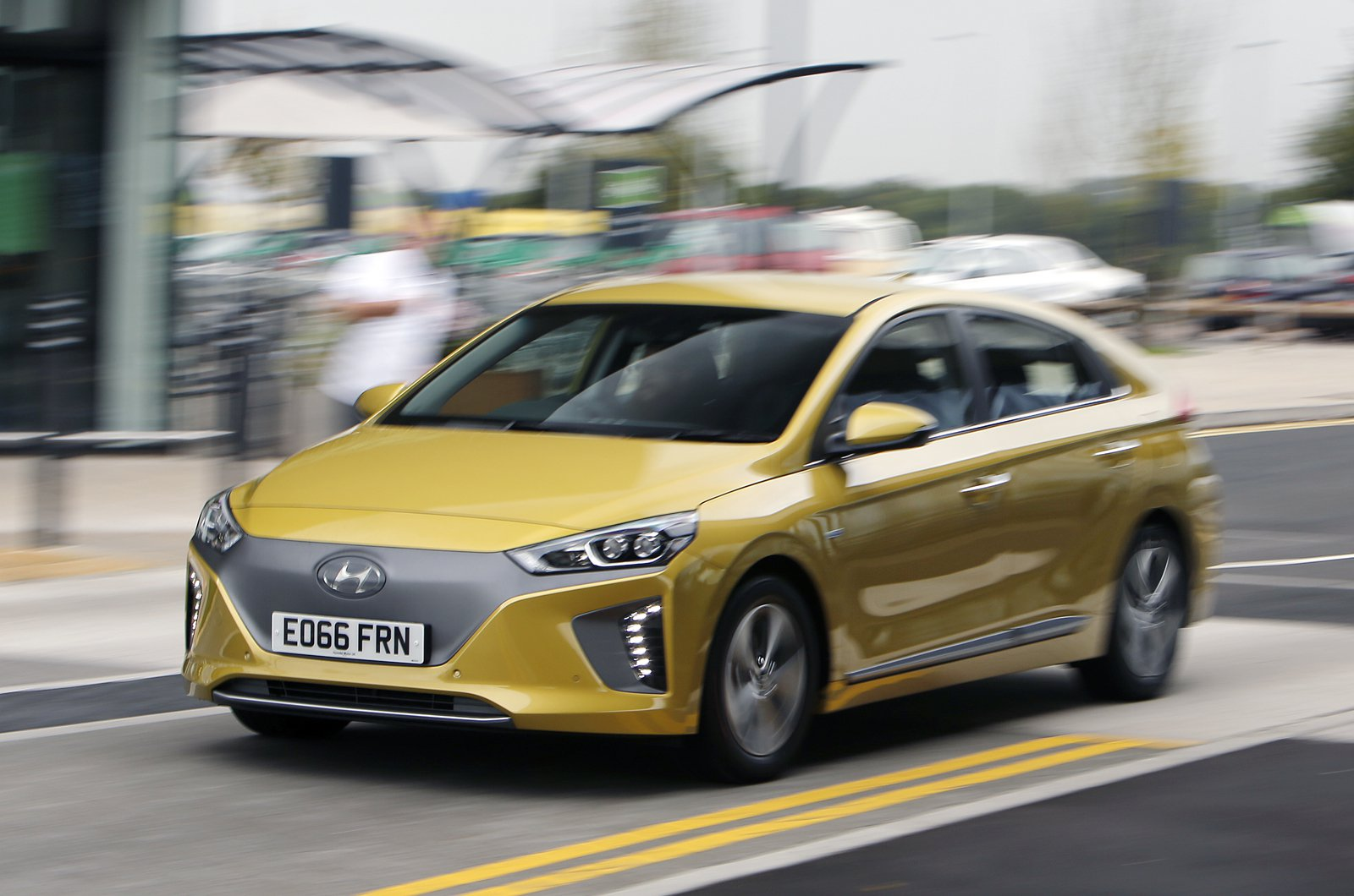 Hyundai Ioniq Electric The Is Really Three Cars