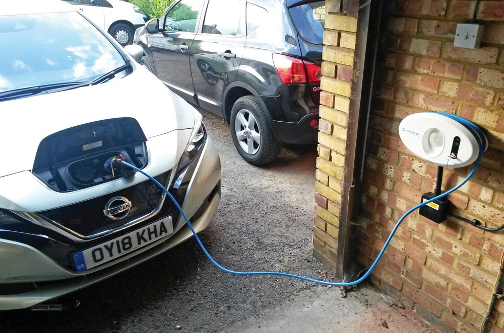 Nissan Leaf Home Charging