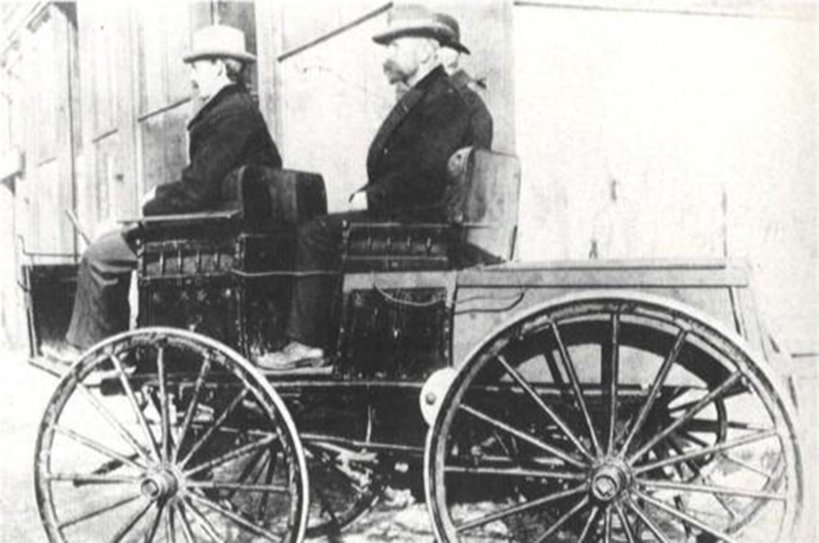 Morrison-Sturgess electric car