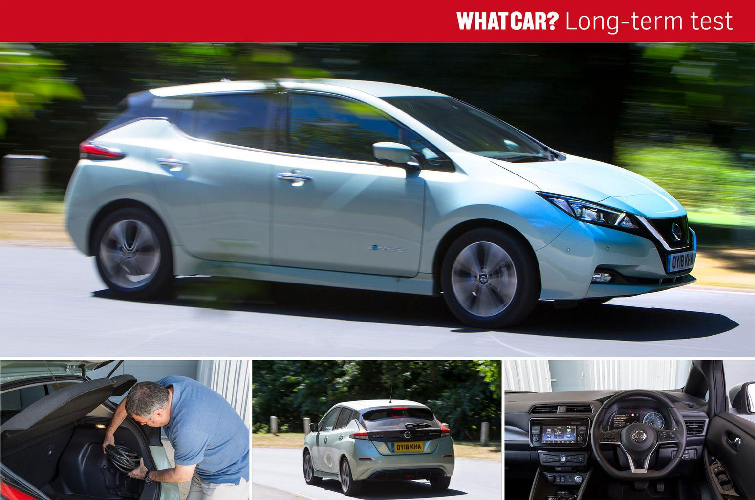 Nissan Leaf Long Term Test