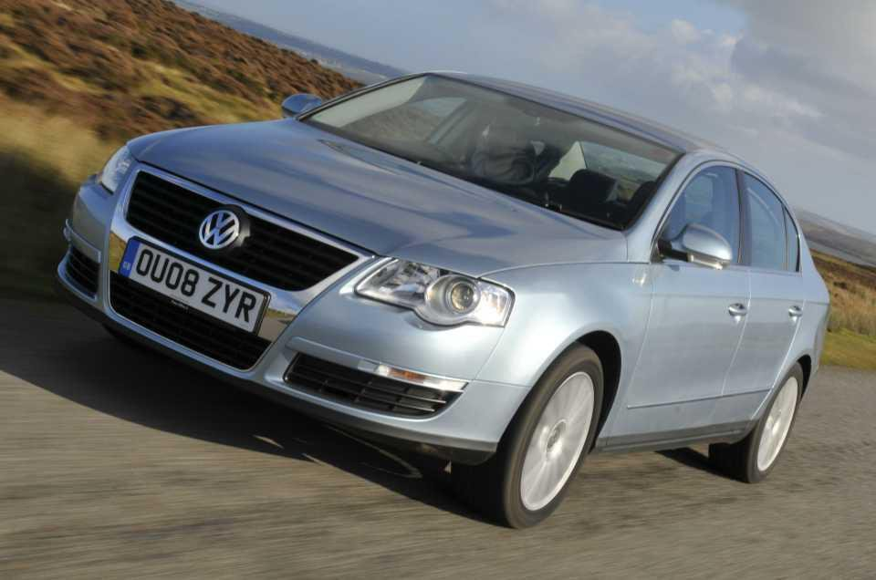 Best used executive cars for under £5000
