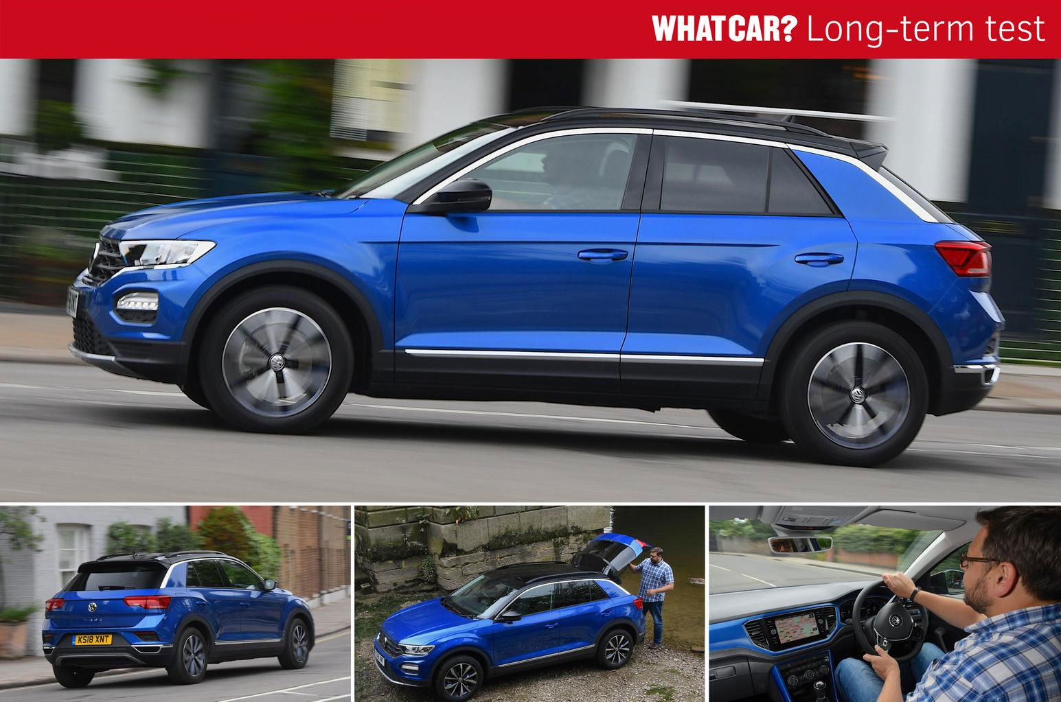 Volkswagen T-Roc long-term test