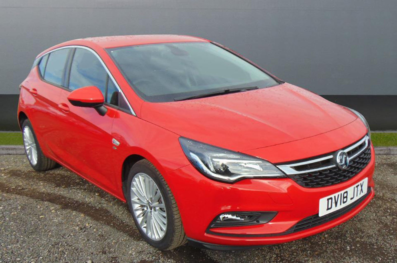 Used alternative to a Seat Leon: Vauxhall Astra