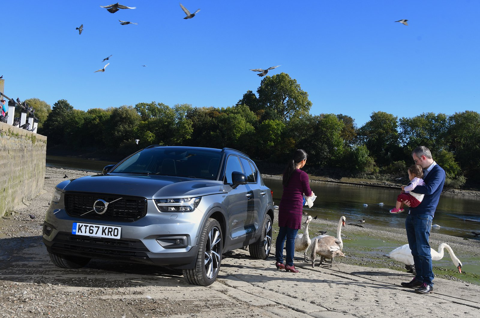Long-term Volvo XC40 goodbye photo