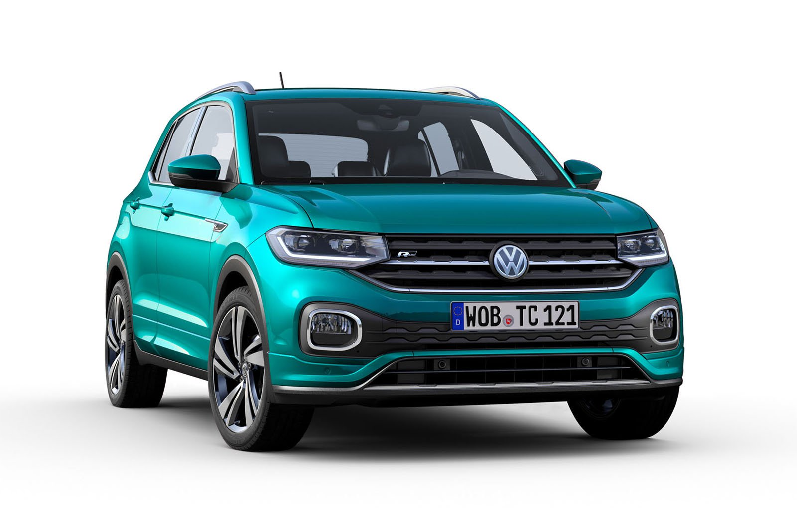 Volkswagen T-Cross front