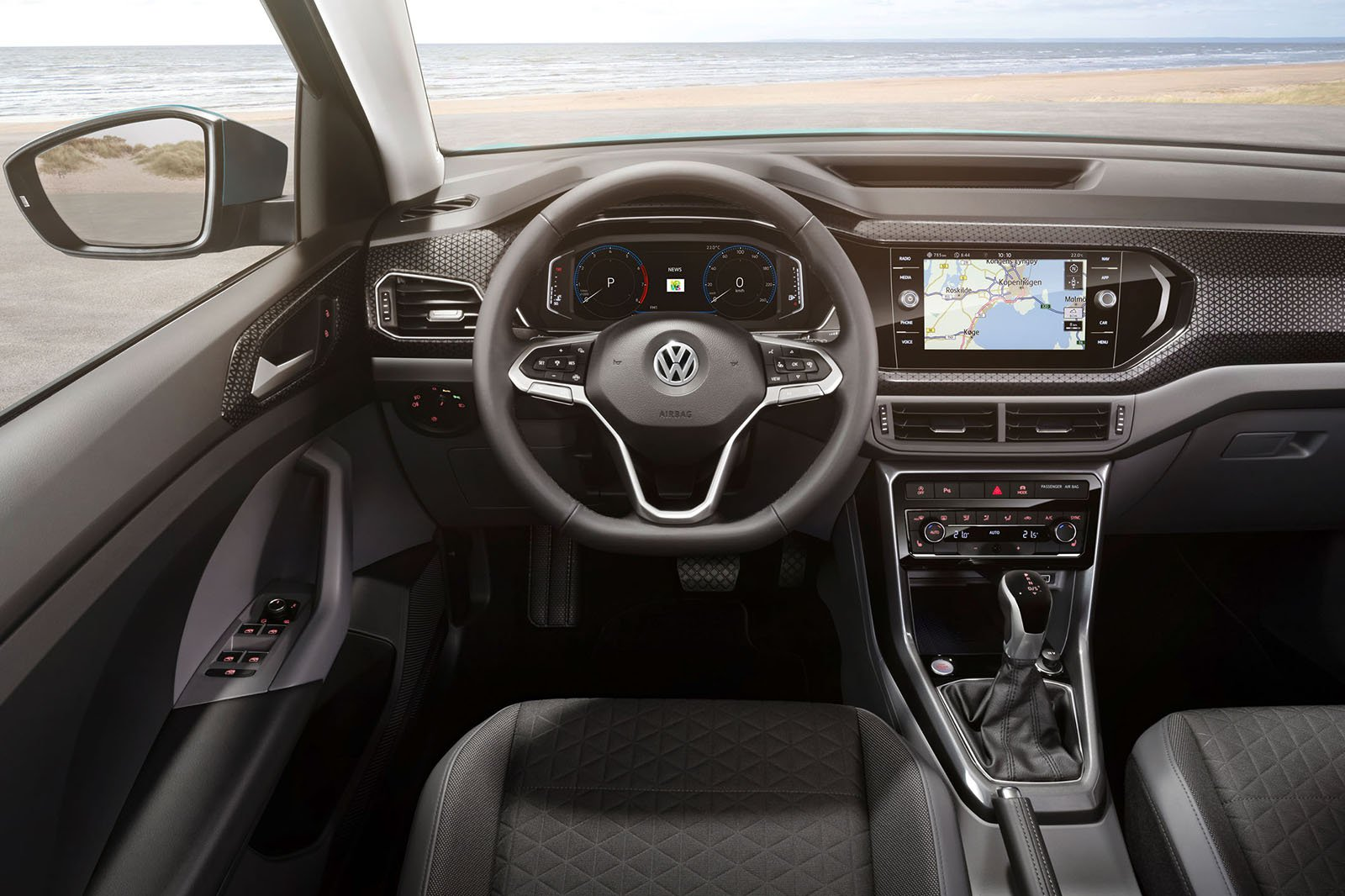 Volkswagen T-Cross interior
