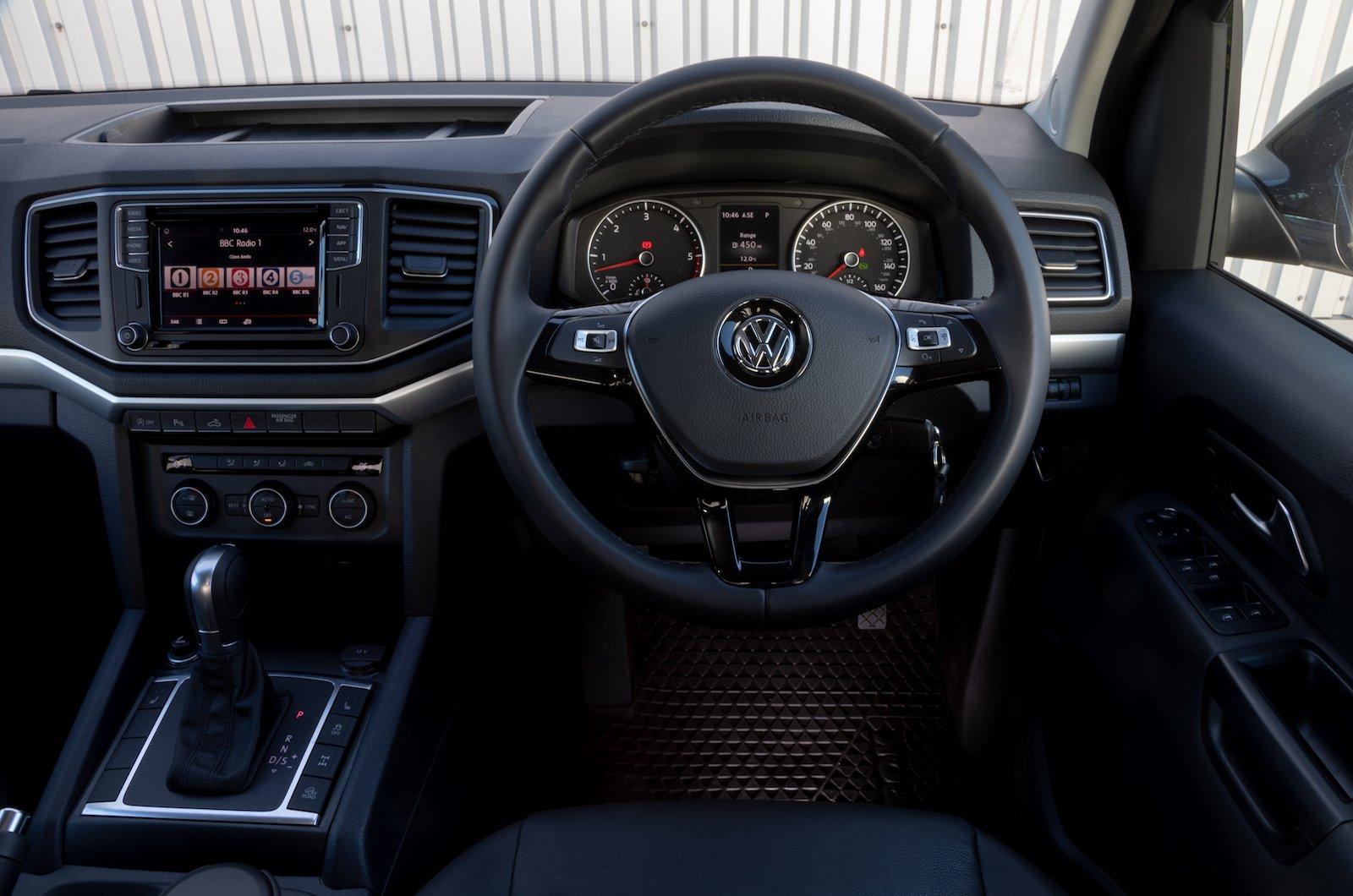 2018 Volkswagen Amarok 3 0 V6 Tdi 258 Review Price Specs And