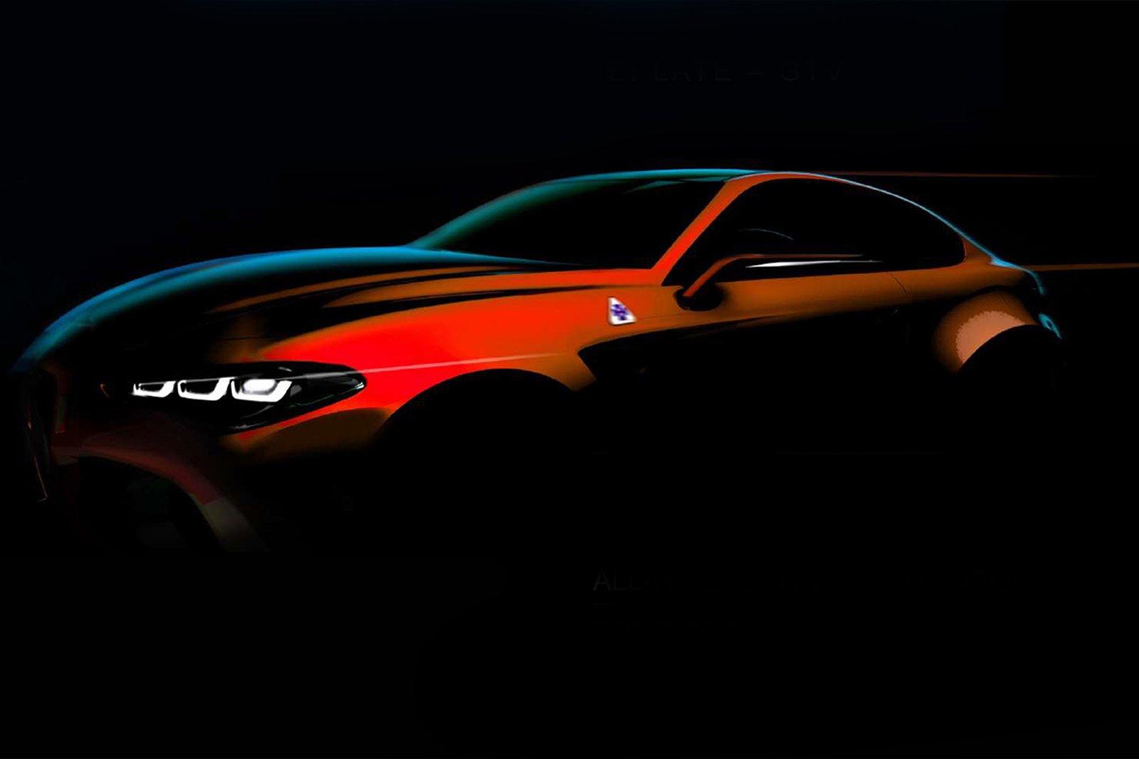 Alfa Romeo GTV teaser image