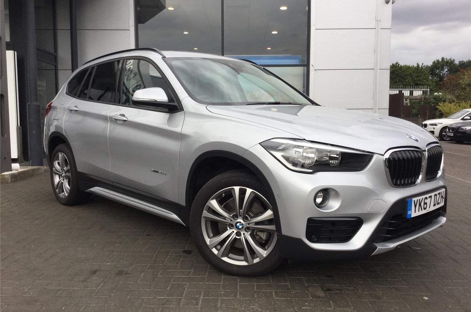 BMW X1 mystery shopper