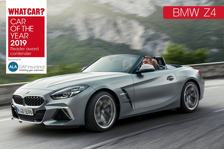 BMW Z4 Reader Award