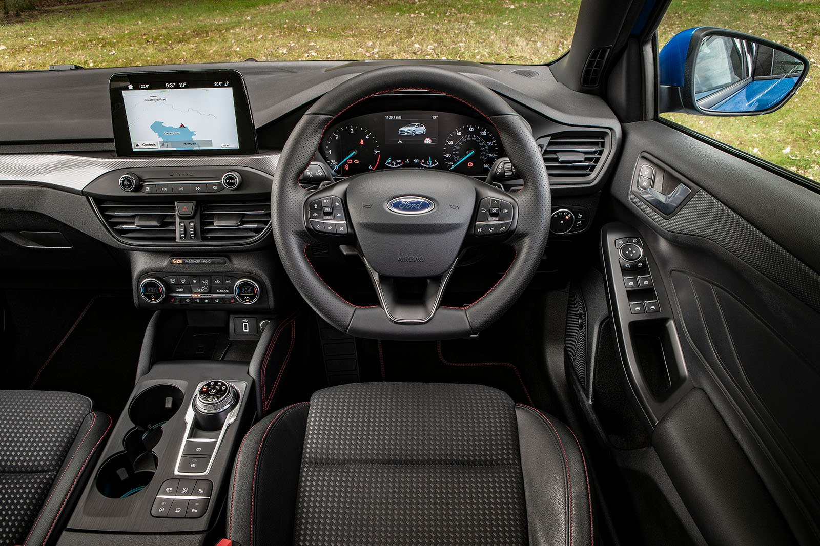2018 Ford Focus 1 5 Ecoboost 182 St Line X Review Price Specs And Release Date What Car