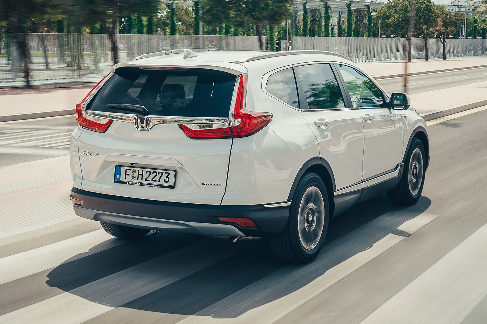 2019 Honda Cr V Hybrid Review Price Specs And Release Date What