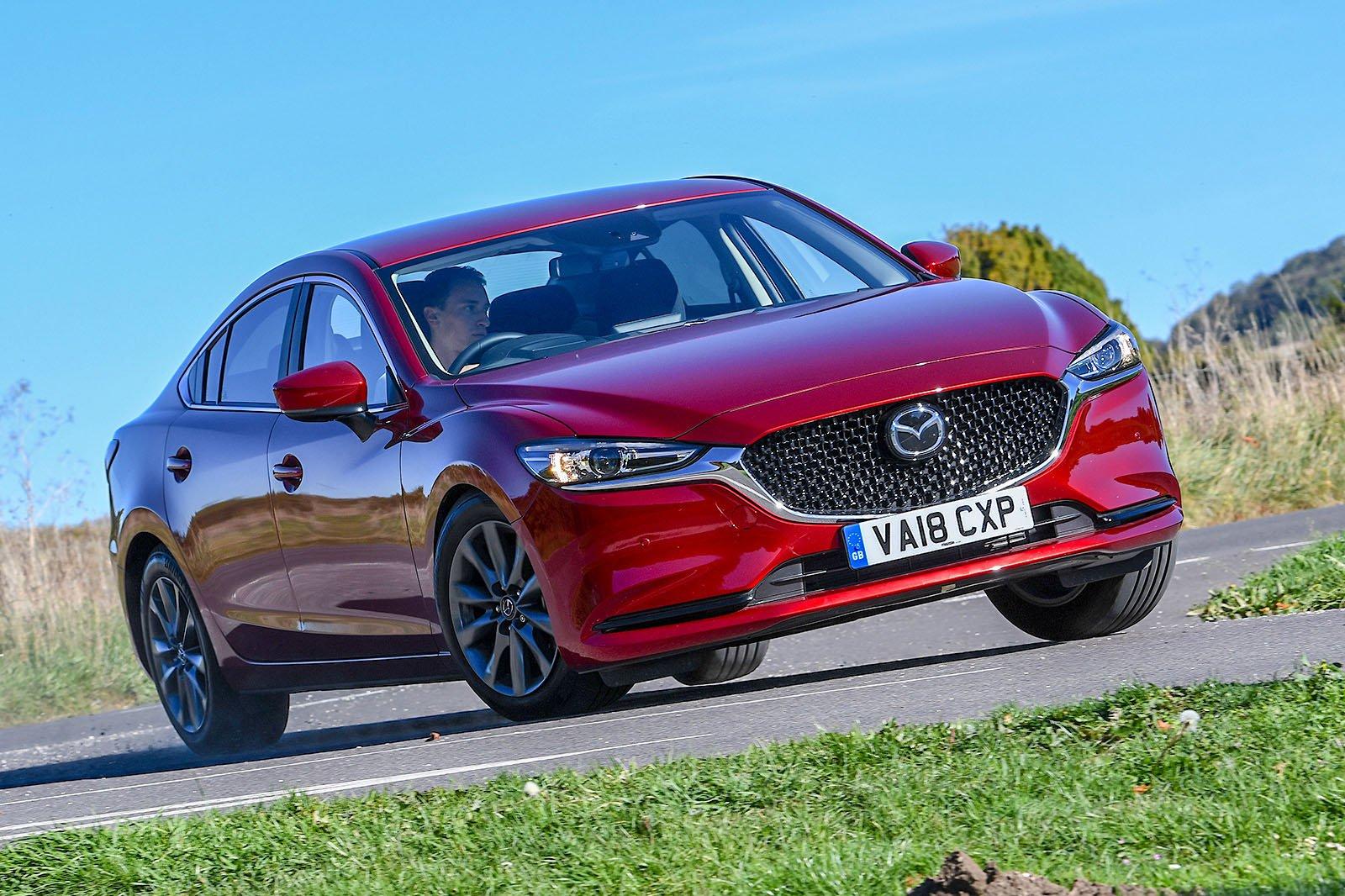 Mazda 6 verdict